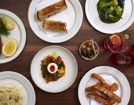 Luca Restaurant, London