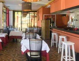 Raja Mahal Lounge, Pozuelo de Alarcón