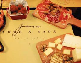 Joana Come a Tapa, Alcochete