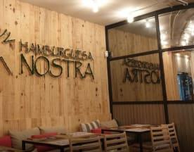 Hamburguesa Nostra- Valencia, Valencia