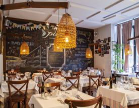 Pisco cucina di mare, Milano