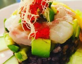 Kata Sushi, Genova