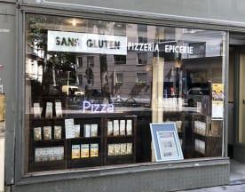 Sans Gluten Pizza Epicerie, Lyon
