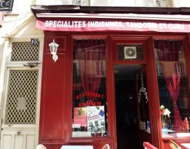 Restaurant Délice de Agra, Versailles