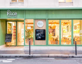 Rice Trotters, Paris