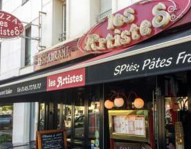 Pizza Les Artistes, Paris