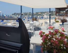 Grill and beach, Gaeta