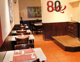 80 Restaurant, Madrid