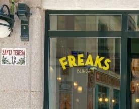 Freaks Burger Santa Teresa, Madrid