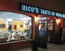 Ricos Taste of India, Los Alcázares