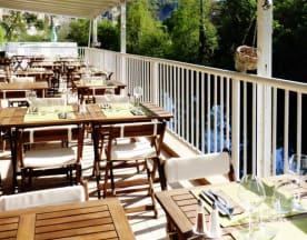 Restaurant de l'Hôtel des Grottes, Cabrerets