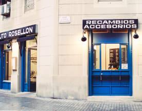 Auto Rosellón, Barcelona