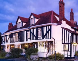 Tudors Restaurant at Marygreen Manor Hotel, Brentwood