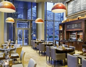 Manhattan Grill, London
