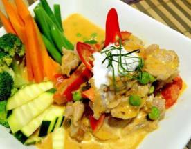 Chef House Contemporary Thai Cuisine, Palm Beach