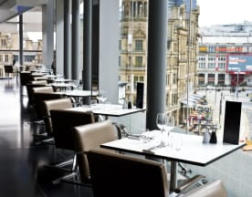 Second Floor Bar and Brasserie, Harvey Nichols Manchester, Manchester
