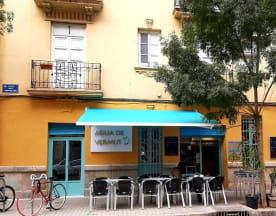 Agua de vermut . Gastrobar, Vermutería, Valencia