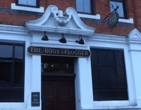 Boot and Flogger, London