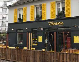 Monsieur le Zinc-La Motte, Paris