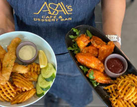 Asal's Cafe and Dessert Bar, Palmerston City (NT)
