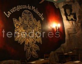 La venganza de Malinche - Jardines, Madrid