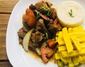 Chasqui Peruvian Food, Lisbon