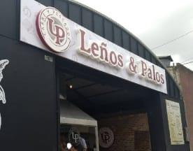 Palos de Leña Restaurantes (Puente Aranda), Bogotá
