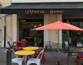 Opéra Broc, Marseille