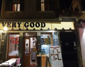 Very Good Bigoleria, Gnoccheria e Pizzeria, Venezia