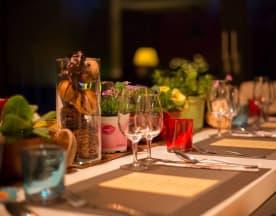 A table Chez Anou, Collonge-Bellerive