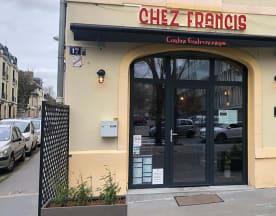 Chez Francis, Reims
