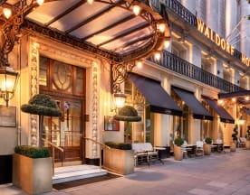 Homage Restaurant at The Waldorf Hilton, London
