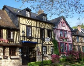 L'Auberge de l'Abbaye du Bec-Hellouin, Le Bec-Hellouin