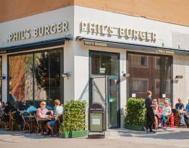 Phils Burger Uppsala, Uppsala