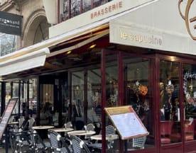 Capucine café, Paris