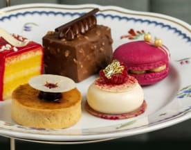 Afternoon Tea by Jason Atherton, London