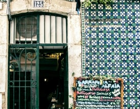 Garrafeira Alfaia, Lisboa