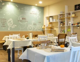 Humus Bio Bakery Bistrot, Parma