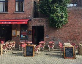 't Walpoortje, Brugge