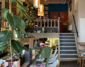 Bomm Bar Bistro, Rotterdam