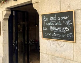 Albahaca Eco Pasta Bar, Vigo