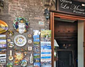 Osteria La Mossa, Siena