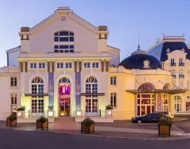 Brasserie Le Kaz - Casino de Cabourg, Cabourg