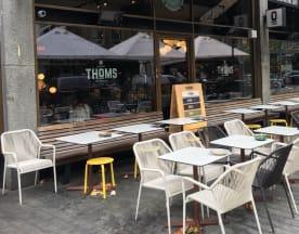 THOMS Restaurant & Underground Bar, Rotterdam