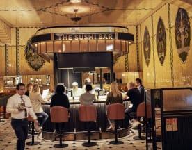 The Sushi Bar at Harrods, London