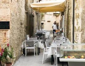 L'Antica Rimessa Ristorante, Tropea