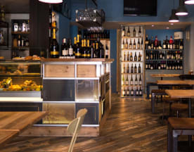 Seven Restaurant Cafè, Orvieto