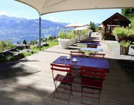 Le Café du Jardin, Plateau d'Assy