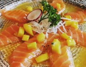 Sushi rolls di Huang Yuhua, Roma