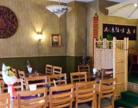 Kanjanas Thairestaurang, Visby